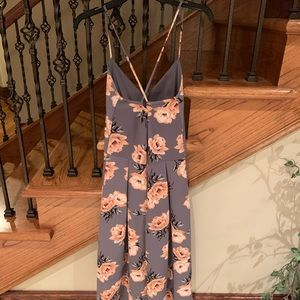 Charlotte Russe High Low dress. Small.
